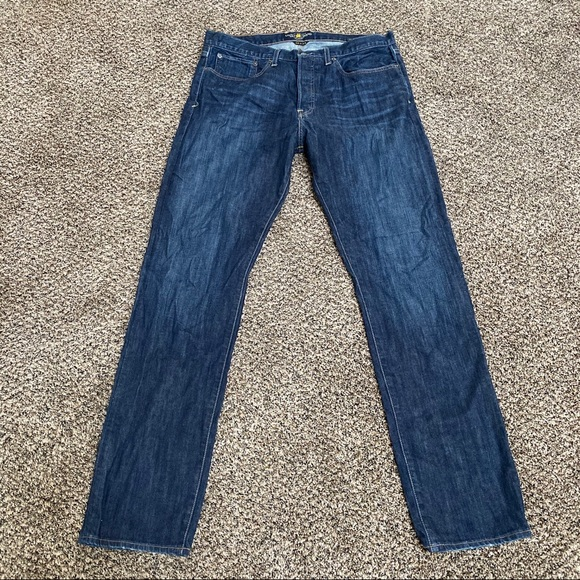 Lucky Brand Other - Men's Lucky Brand Jeans 36 x 34 Slim